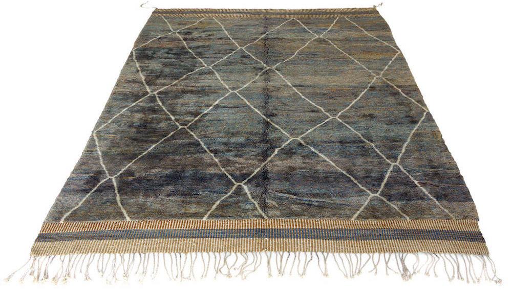 Architektur der Leere - Teppiche aus Marrakesch