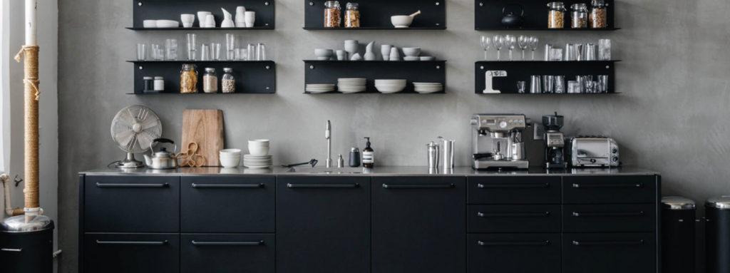 Küche von VIPP bei clic